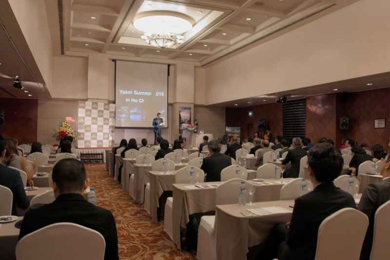sự kiện yakei summit 2016 in Vietnam