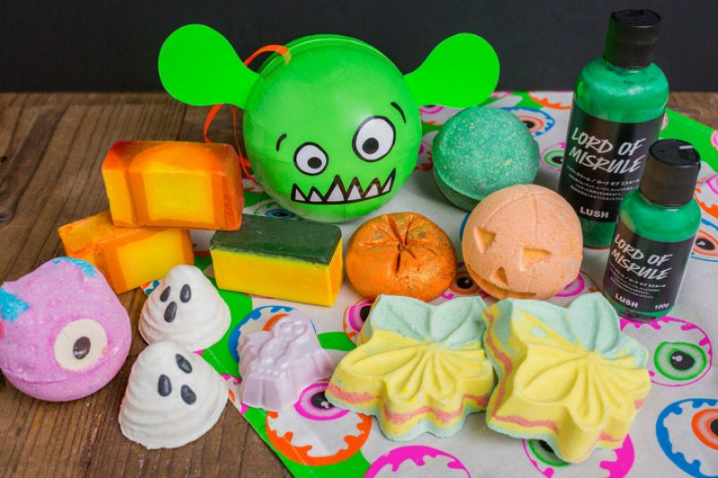 sản phẩm mùa Halloween