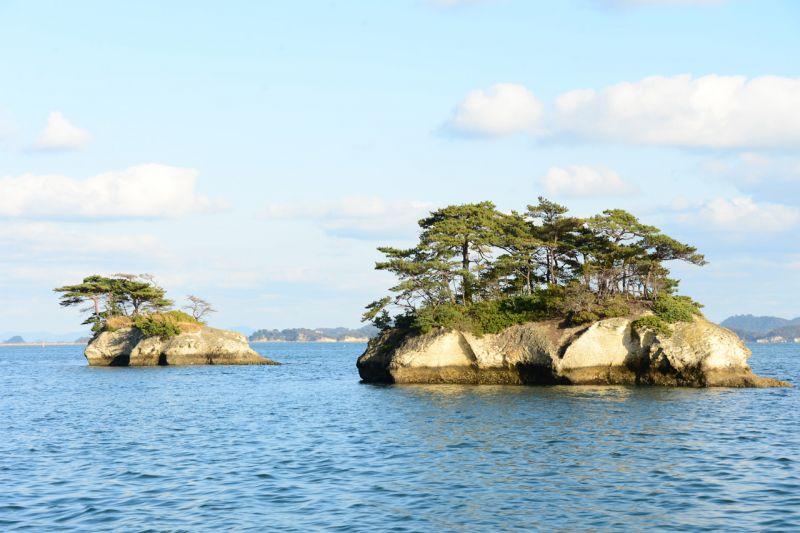 vịnh Matsushima ở Miyagi