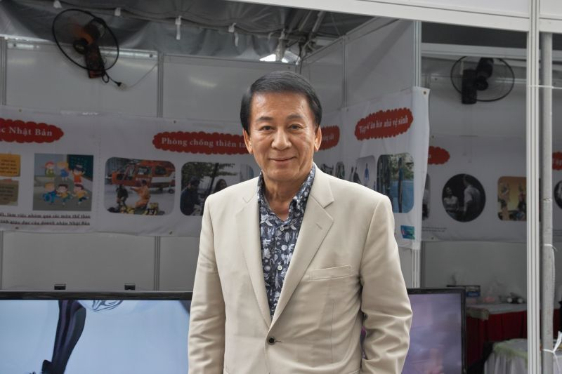 Đại sứ Ryotaro Sugi
