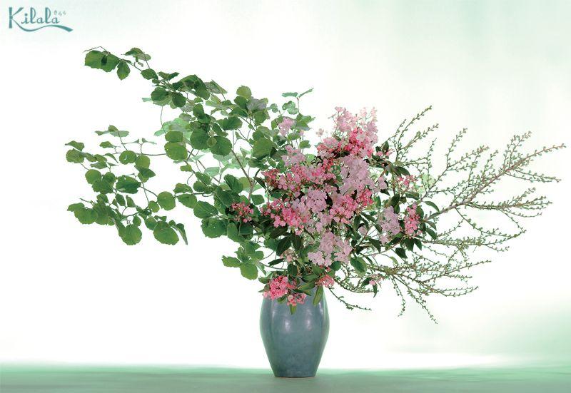 Ikebana mùa xuân