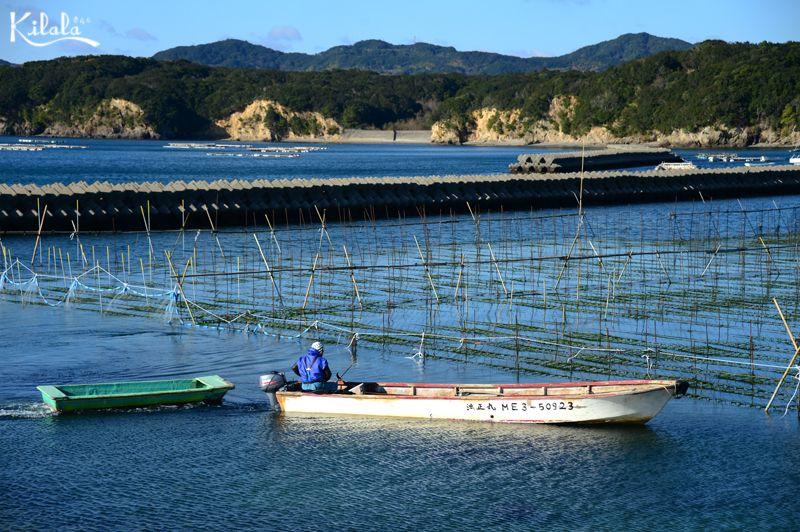hải nữ ama làng Osatsu