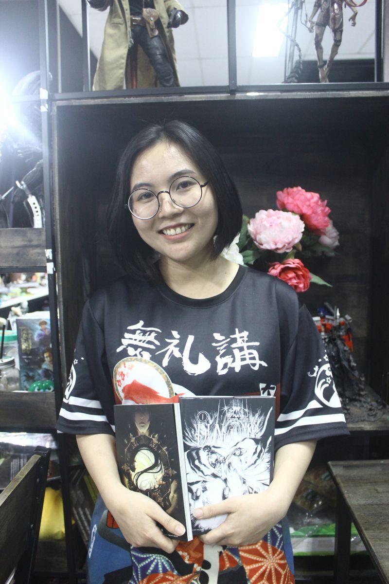 Tác giả Can Tiểu Hy