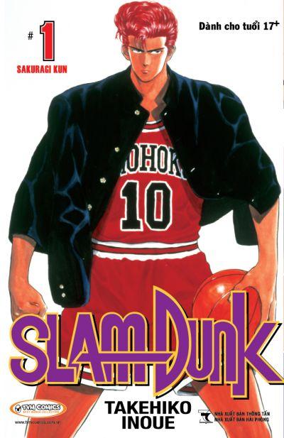 truyện tranh Slam Dunk