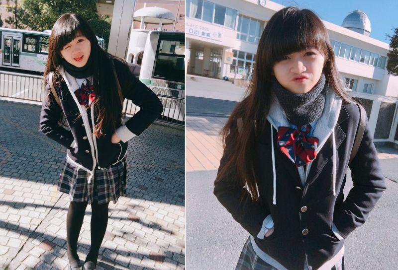cô bé ôn thi đại học Nhật trong 2 tuần