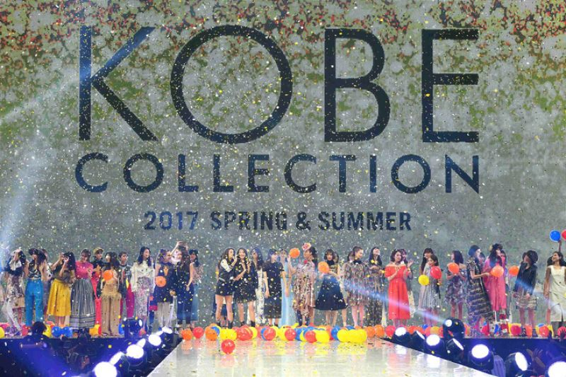 Kobe Collection 2017 SPRING/SUMMER
