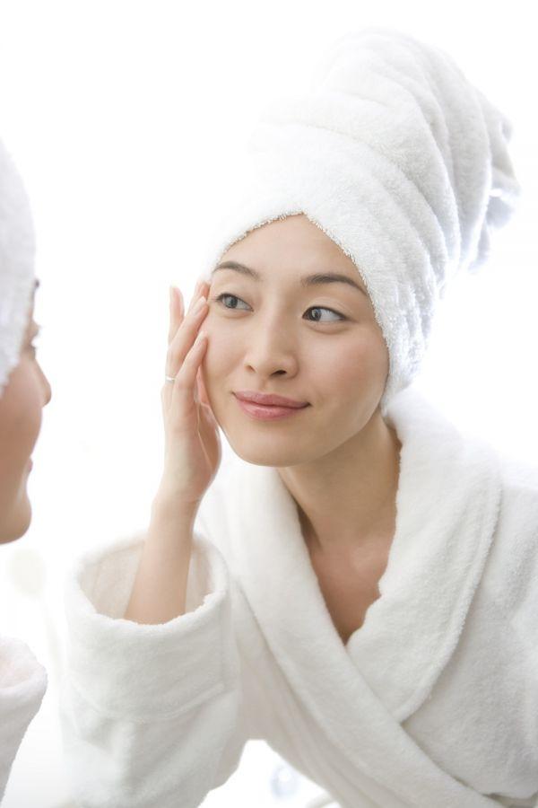 phương pháp làm sạch da Double Cleansing