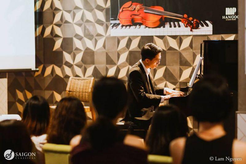 đêm nhạc Classical Favorites tại MORICO