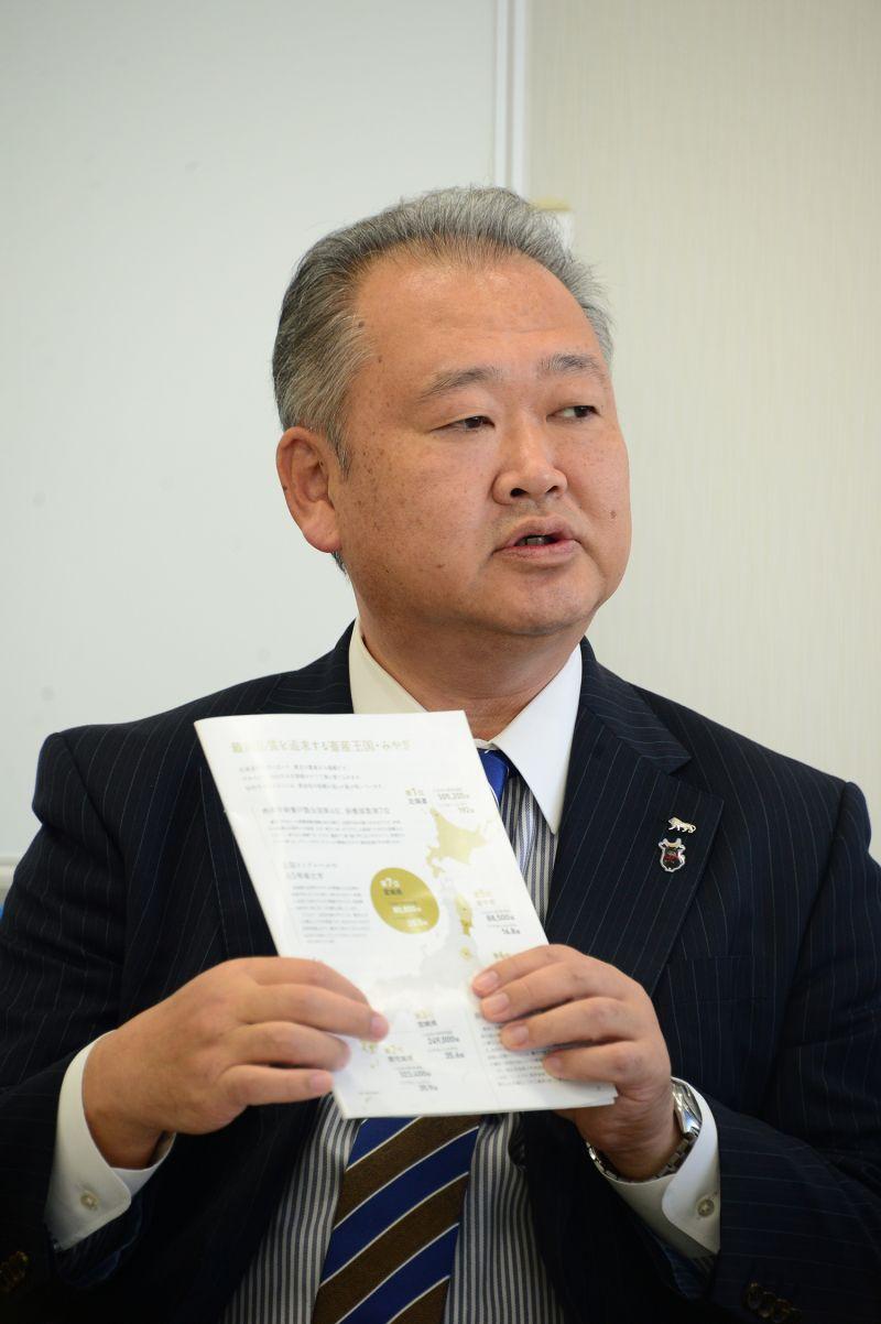 Hiroshi Sato - CEO của công ty Marui