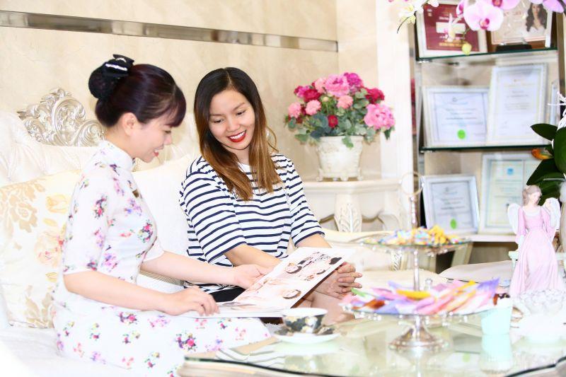 BB Thanh Mai giới thiệu giải pháp chống lão hóa mới