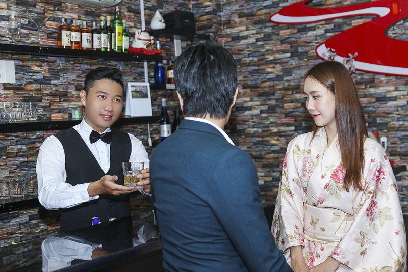 quán bar Lounge Bar Minami