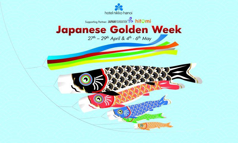 Tuần lễ vàng tại Nhật
