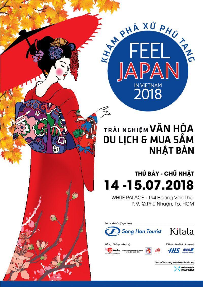 Feel Japan 2018