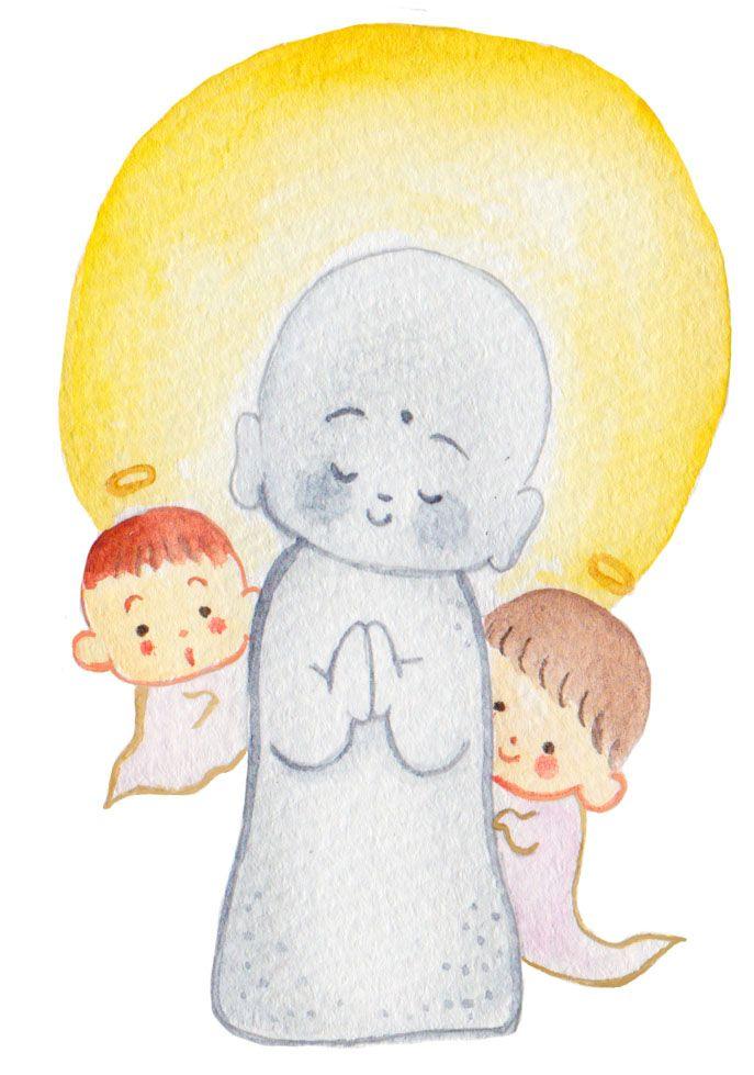 Ojizo-san, vị Bồ tát hiền từ bảo trợ cho linh hồn trẻ em