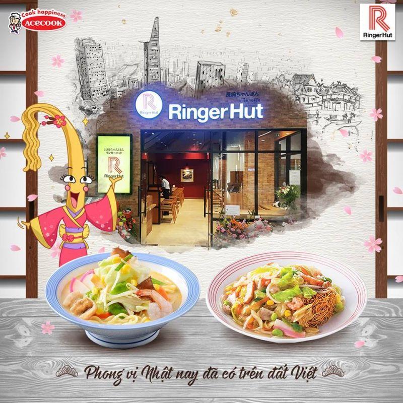Nhà hàng Ringer Hut Việt Nam