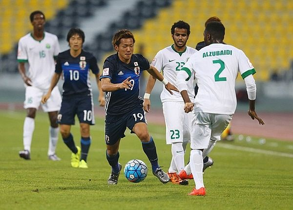 U23 Nhật Bản