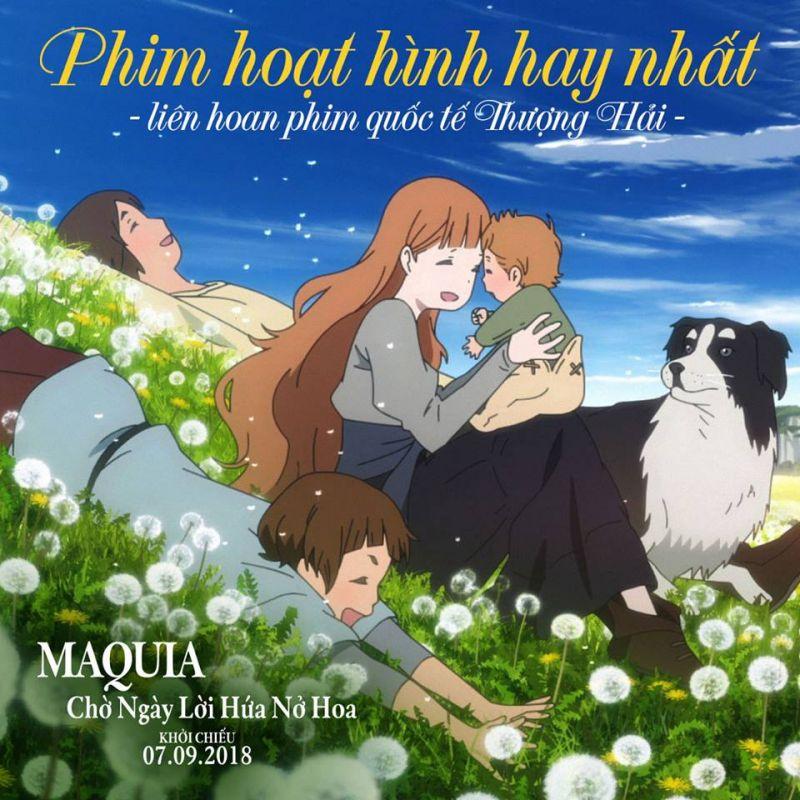 Phim Maquia