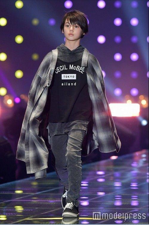 Hotboy Alex Shou gia nhập showbiz Nhật