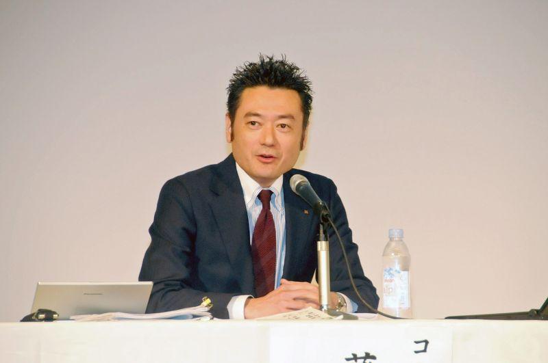 Ông Daisetsu Fujii