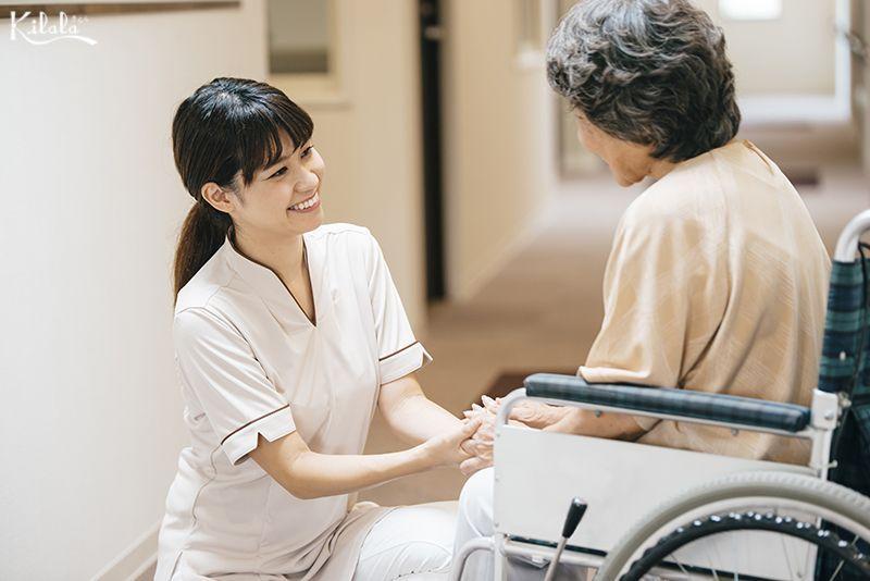 Điều dưỡng tại Nhật