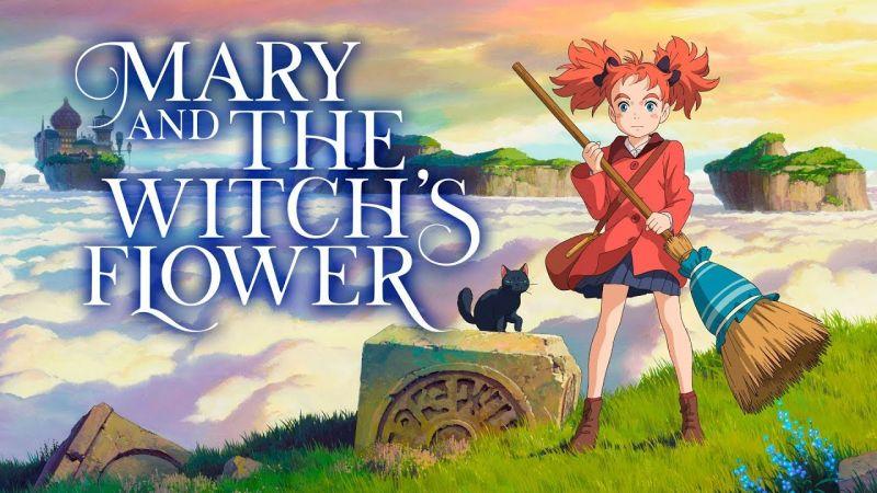 phim Mary và đoá hoa phù thuỷ