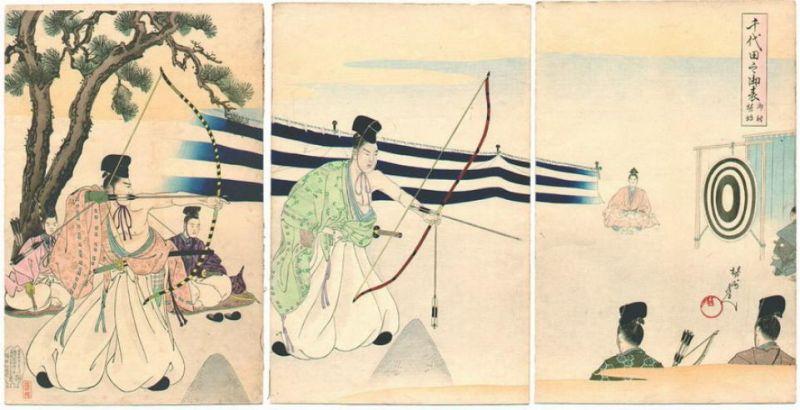 kyudo cung đạo Nhật Bản 1