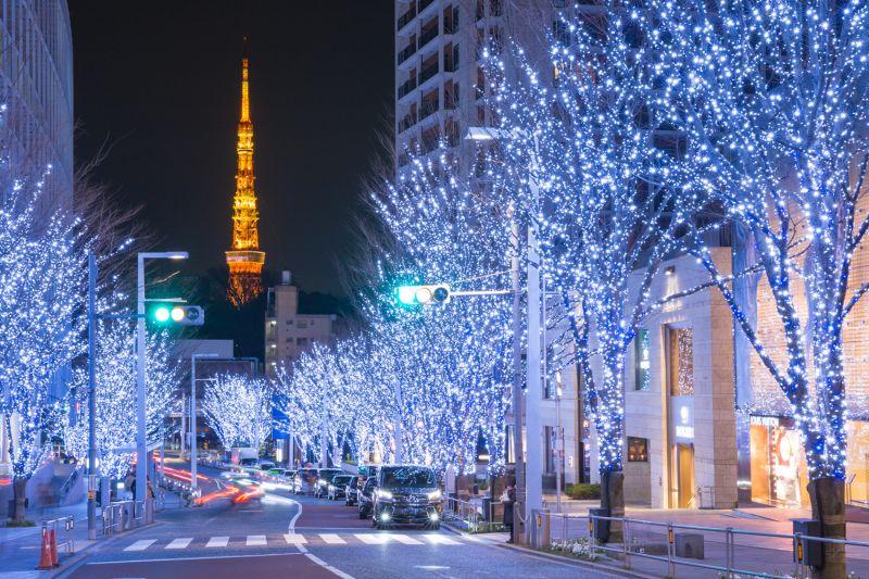 Giánh Sinh ở Nhật Bản