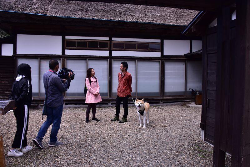 du lịch kỳ thú Akita 1