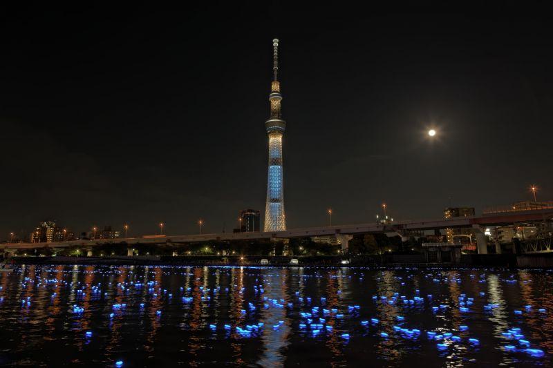 Tokyo Sky Tree điểm đón giao thừa tuyệt vời