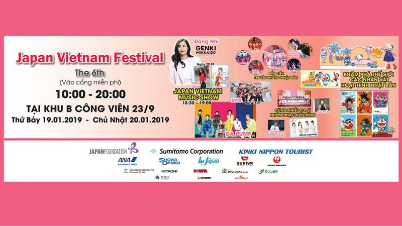 Japan Vietnam Festival
