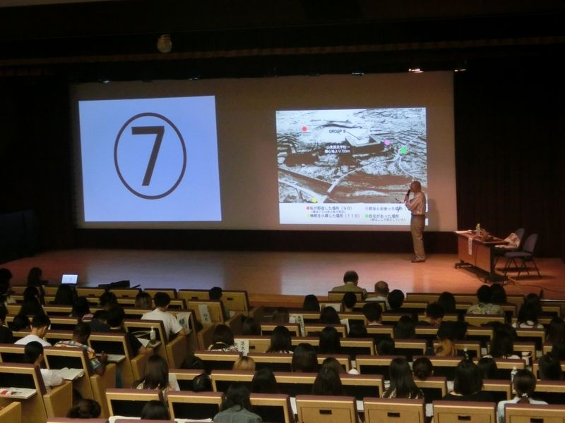 Học về lịch sử và bom nguyên tử ở Nagasaki