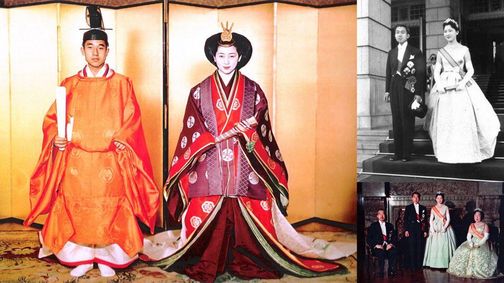 chuyện tình của Hoàng thái tử Akihito và cô gái Michik