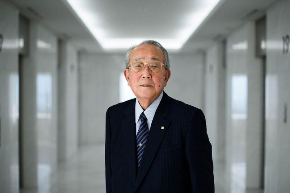 tỉ phú Nhật Inamori Kazuo