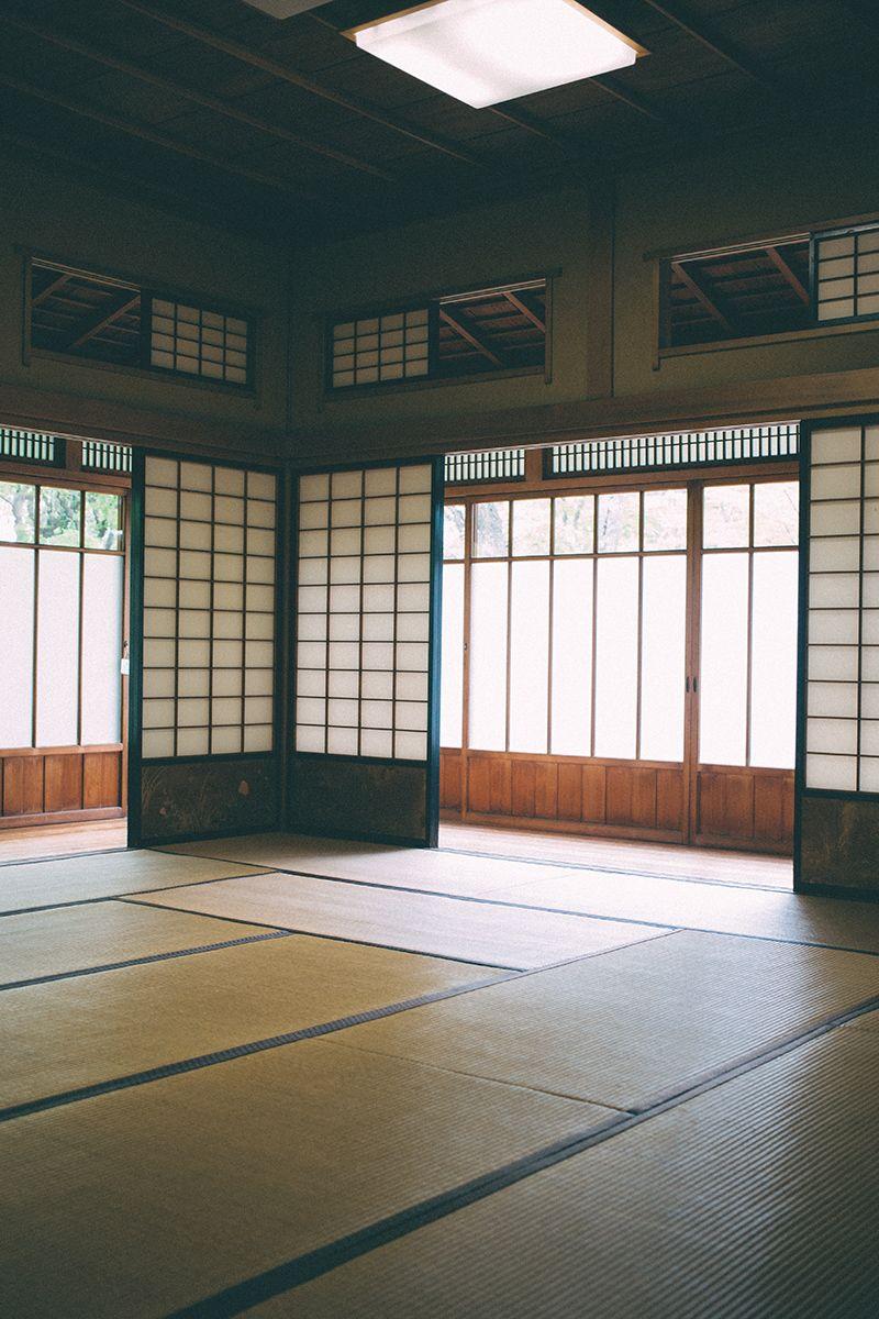 nghi thức Tatami bắt nguồn từ quy tắc