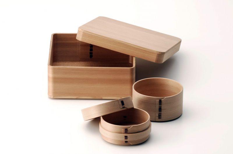 kỹ thuật uốn gỗ Magemono