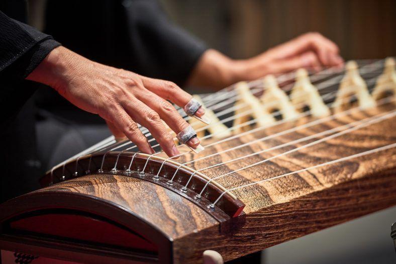 Nhạc cụ truyền thống Nhật Bản   KILALA