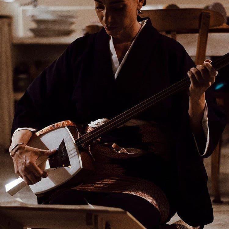 Nhạc cụ truyền thống Nhật Bản