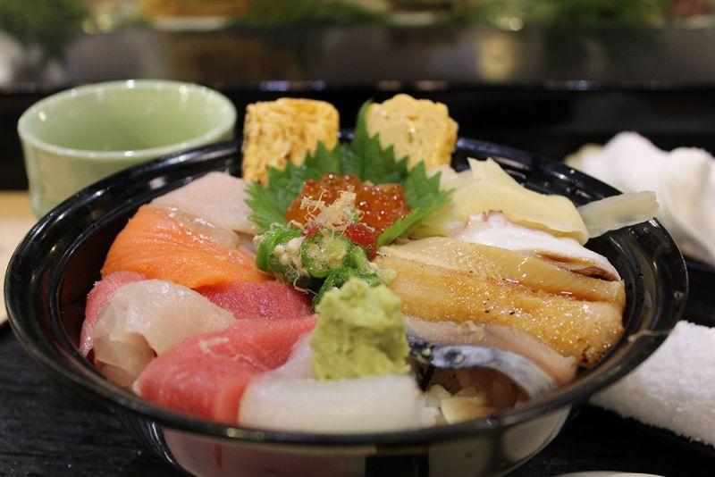 5 quy tắc ăn uống lành mạnh của người Nhật