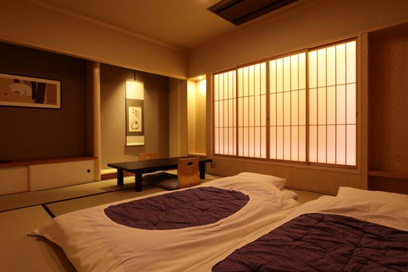 loại hình lưu trú Nhật