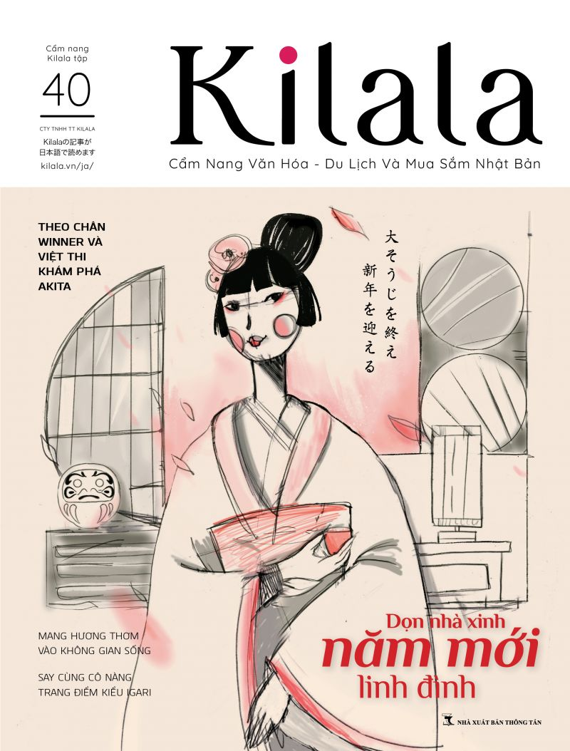 Kilala VOL 40 - Dọn nhà xinh năm mới linh đình