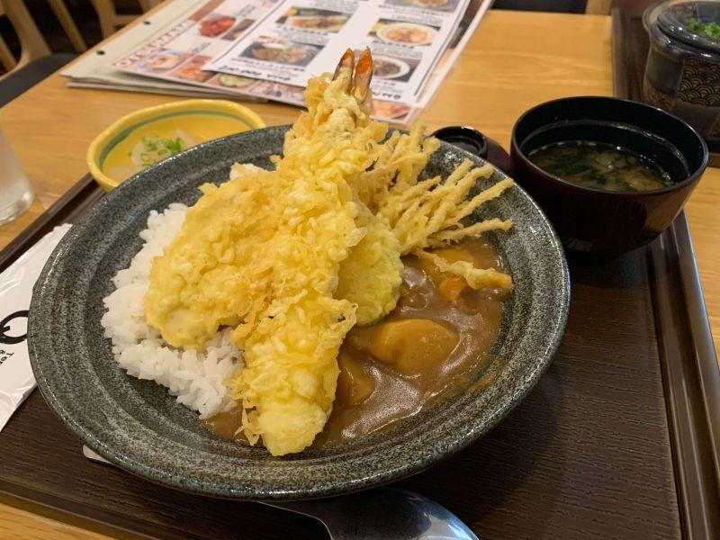 tempura chuẩn Nhật