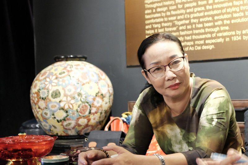 Phó chủ tịch thường trực hội hữu nghị Việt Nam – Nhật Bản