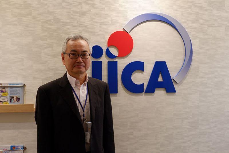 ông Hiroshi Izaki trưởng đại diện JICA tại TPHCM