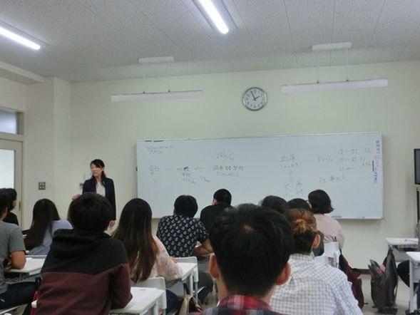 Hoạt động hỗ trợ du học sinh tỉnh Nagasaki