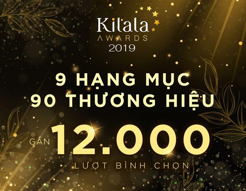 bình chọn kilala awards 2019
