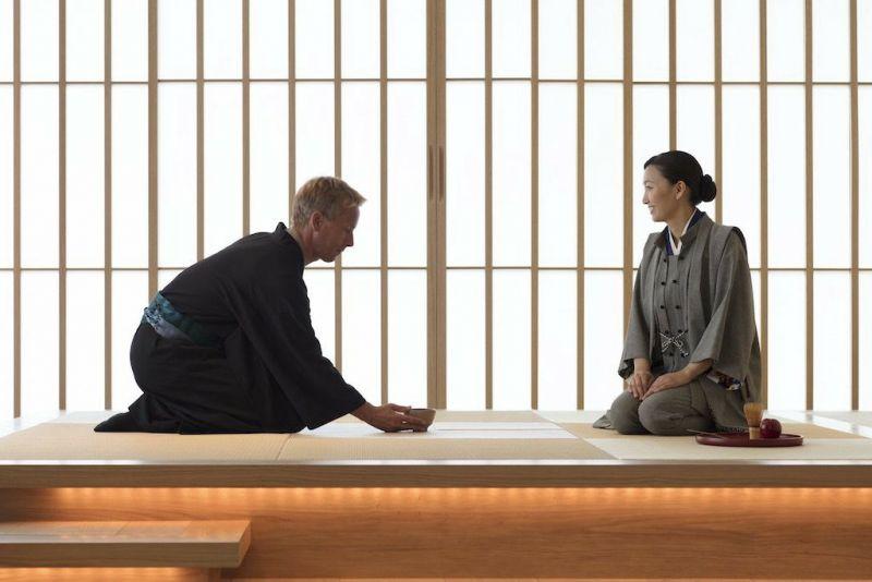 omotenashi bắt nguồn từ thời xưa