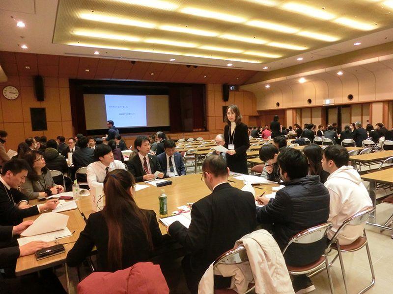 Tỉnh Nagasaki buổi giao lưu của du học sinh và doanh nghiệp năm 2020