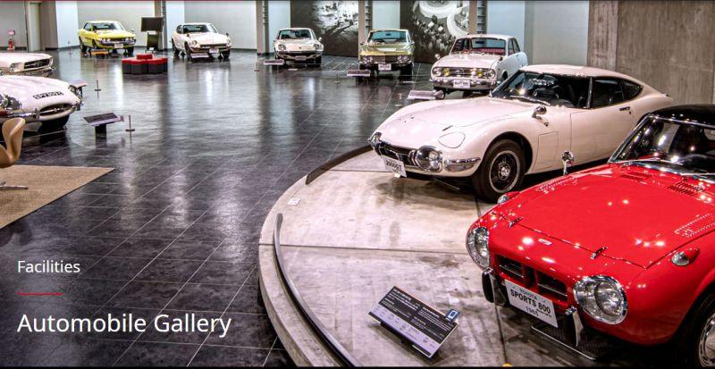 Phòng trưng bày xe Toyota