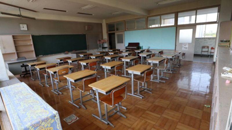 trường công lập cấp 3 ở Tokyo sẽ đi học lại