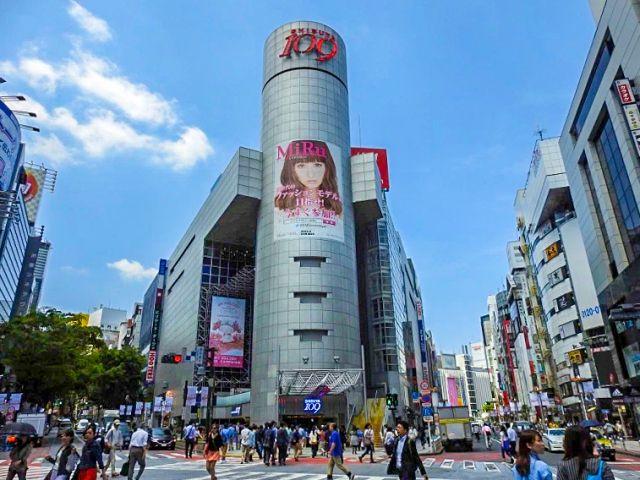 Shibuya 109 đóng cửa cuối tuần vì COVID-19